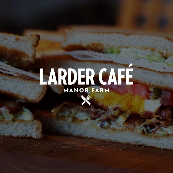 Service Larder Cafe