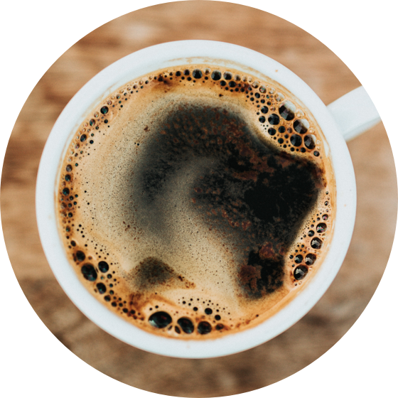 A Hot Mug of Coffee