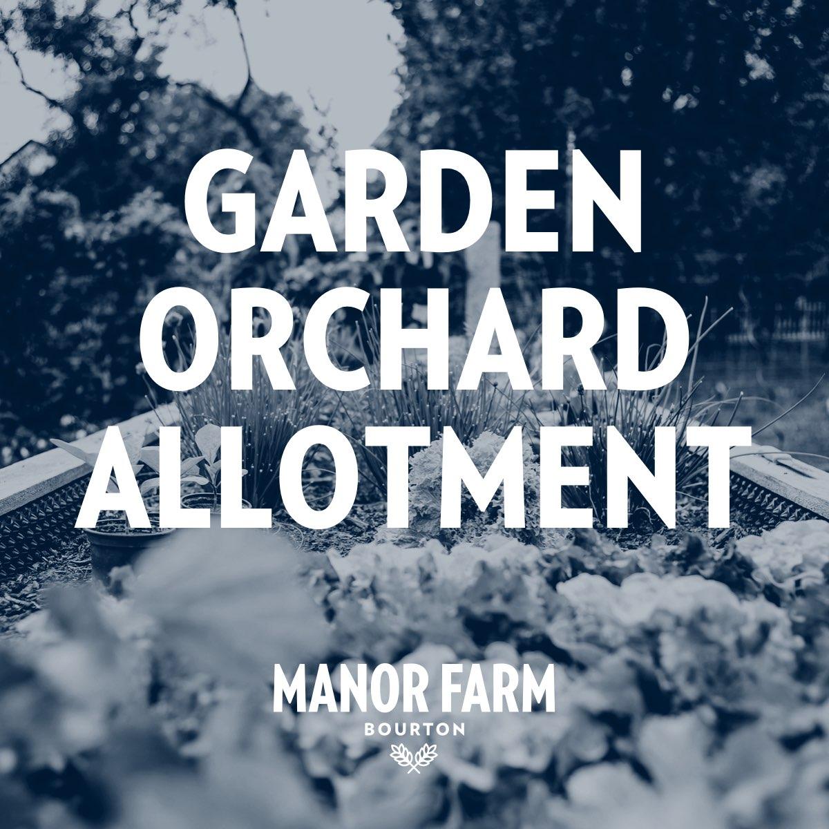 Garden Orchard Allotment