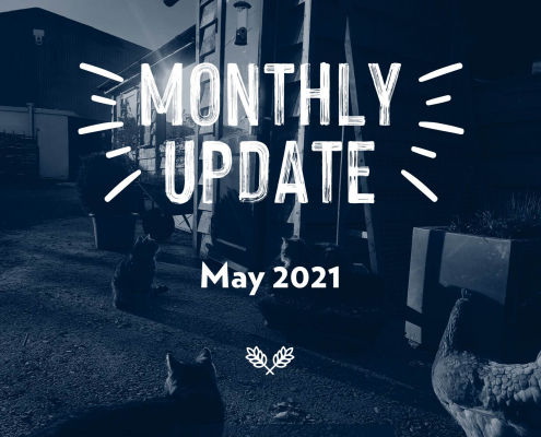Monthly Update April 2021